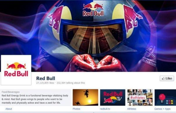 red bull cover photo