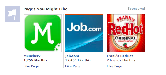 New Facebook Ad Unit