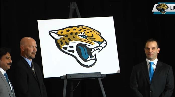 jacksonville jaguars new logo